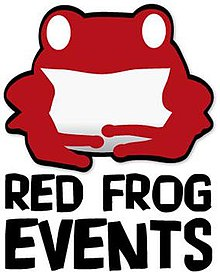 Red Frog Events.