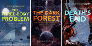 <i>Remembrance of Earths Past</i> Science fiction book trilogy by Liu Cixin