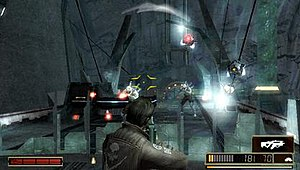 Resistance: Retribution - An early screenshot of the game.