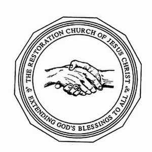 Restoration Church of Jesus Christ - Image: Restoration Church of Jesus Christ Logo