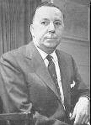 Richard L. Wilson - Richard L. Wilson, c. 1960