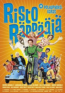 Ricky rapper and the bicycle thief film poster.jpg