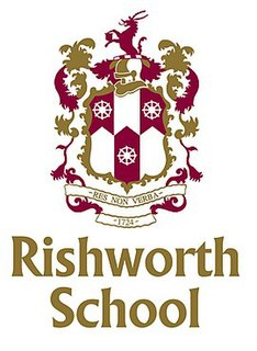 Rishworth School school in Calderdale, UK