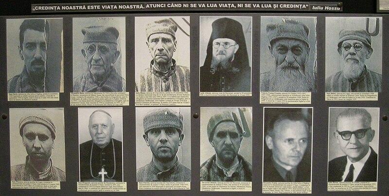 File:Romanian Greek-Catholic Bishops in Gulag 1.jpg