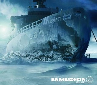 <i>Rosenrot</i> 2005 studio album by Rammstein