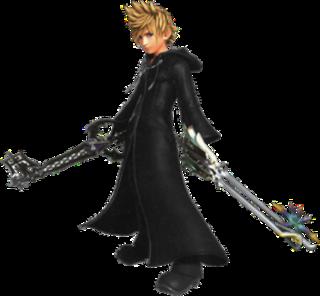 Roxas (<i>Kingdom Hearts</i>) fictional character