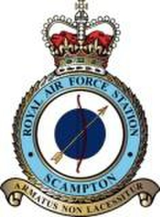 RAF Scampton - Armed With No Provocation