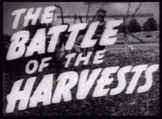 <i>The Battle of the Harvests</i> 1942 film