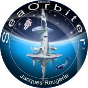 SeaOrbiter - Image: Sea Orbiter Logo