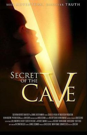 Secret of the Cave - Film poster