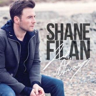 Love Always (Shane Filan album) - Image: Shane Filan Love Always