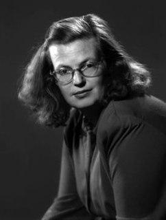 Shirley Jackson novelist, short story writer
