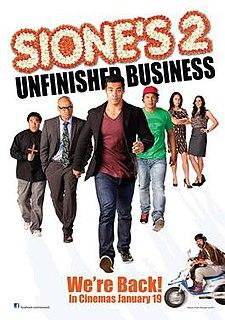 <i>Siones 2: Unfinished Business</i>