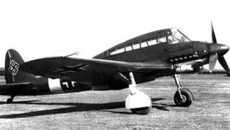 Savoia-Marchetti SM.93 - SM.93 with Luftwaffe insignia