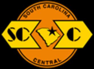 South Carolina Central Railroad - Image: South Carolina Central Railroad logo