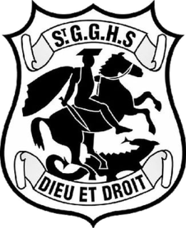 St George Girls High School Government-funded single-sex academically selective secondary day school in Australia