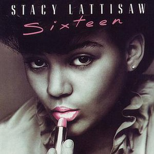 Sixteen (album) - Image: Stacy Lattisaw Sixteen