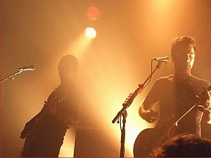 Stereophonics - Stereophonics performing in Hamburg, 13 September 2007