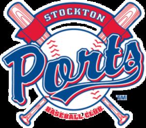 Stockton Ports - Image: Stockton Ports