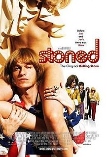 <i>Stoned</i> (film) 2005 film by Stephen Woolley