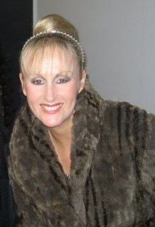 Susan Ann Sulley British pop singer