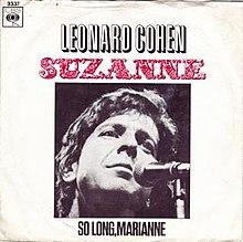 retrò sfoglia le ultime collezioni scegli ufficiale Suzanne (Leonard Cohen song) - Wikipedia