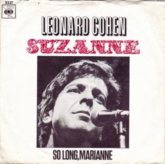 Suzanne (Leonard Cohen song) - Image: Suzanne by Leonard Cohen Netherlands vinyl