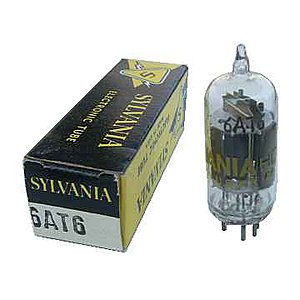 Sylvania Electric Products - Sylvania was a major manufacturer of vacuum tubes until the early 1980s