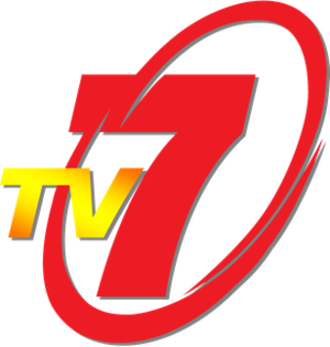 Trans7 - The logo of TV7, used from November 23, 2001 until December 15, 2006