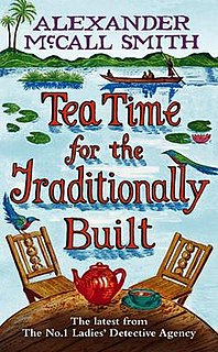 <i>Tea Time for the Traditionally Built</i>
