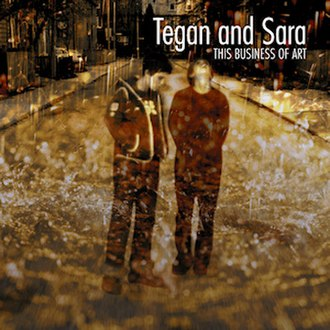 This Business of Art - Image: Tegan and Sara This Business of Art cover