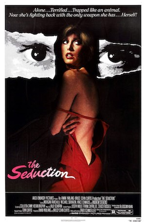 The Seduction (film) - Original film poster