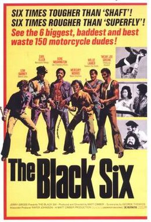 The Black Six - Image: The Black Six