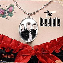 The Baseballs - Umbrella - cover.jpg