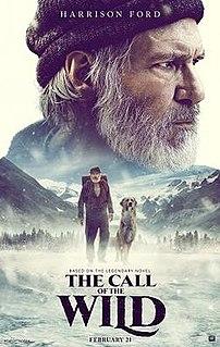 <i>The Call of the Wild</i> (2020 film) 2020 American adventure film