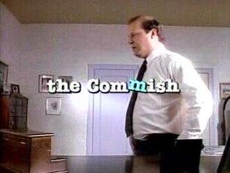 The Commish - Intertitle