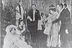 The Fatal Wedding - Still from the film