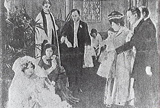 <i>The Fatal Wedding</i> 1911 film by Raymond Longford