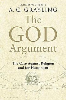<i>The God Argument</i> book by A. C. Grayling