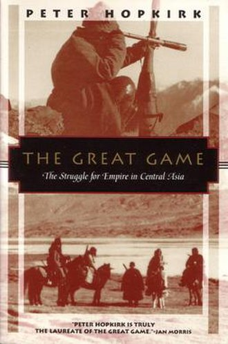 The Great Game (Peter Hopkirk book) - Image: The Great Game