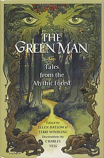 <i>The Green Man: Tales from the Mythic Forest</i>