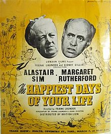 The Happiest Days of Your Life (1950 film).jpg