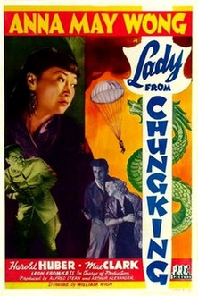 <i>Lady from Chungking</i> 1942 film by William Nigh