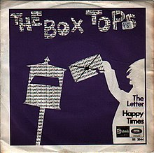 The Letter The Box Tops song