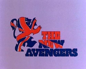 The New Avengers (TV series) - Series title screenshot