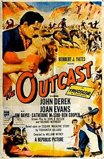 <i>The Outcast</i> (1954 film)