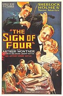 <i>The Sign of Four</i> (1932 film)