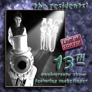 The Thirteenth Anniversary Show - Image: The Thirteenth Anniversary Show