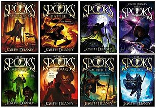 <i>Spooks</i>