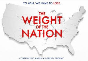 The Weight of the Nation - Image: The Weight of the Nation title